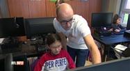 A Boussu, une école des devoirs sur ordinateur est actuellement testée