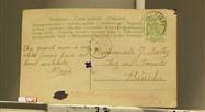 Une carte postale de 1909 vient de revenir chez Bpost