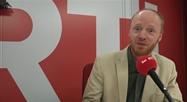 Nicolas Van Nuffel - L'invité RTL Info de 7h50