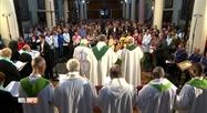 Un Belge sur 2 se dit catholique selon le rapport annuel de l'Eglise