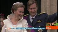 20 ans déjà, le prince Philippe épousait Mathilde le 4 décembre 1999