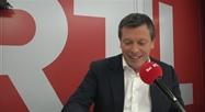 Frederic Daerden - L'invité RTL Info de 7h50
