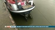 Une mère et son enfant tombent dans la Meuse à Andenne