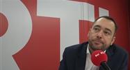 Maxime Prévot, président du CDH, accuse Georges-Louis Bouchez d'avoir torpillé l'arc-en-ciel