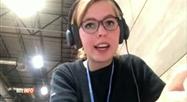 Louise Rosoux, une Namuroise de 18 ans à la COP 25 : elle raconte son action avec Greta Thunberg