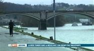 Andenne: la dame tombée avec son fils dans la Meuse est malvoyante