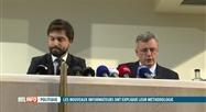 Les 2 nouveaux informateurs ont donné une conférence de presse