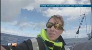Marie-Amelie Lenaerts, première belge à avoir traversé l'Atlantique en solitaire (vidéo)