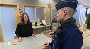 Opération de police pour mieux sécuriser les magasins