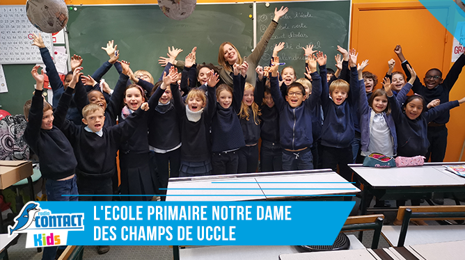 Contact Kids à Ecole Primaire Notre Dame Des Champs De Uccle