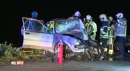 Un blessé grave cette nuit dans un accident à Courcelles