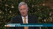 Les temps forts du message de Noël du roi Philippe
