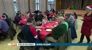 Noël solidaire organisé pour les plus démunis à Belgrade