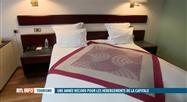 Année record pour les hôtels bruxellois avec 9 millions de nuitées