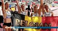 Les sportifs et sportives belges ont brillé en 2019