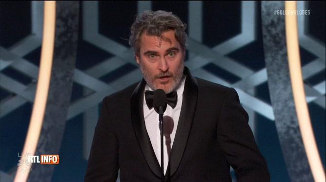 Joaquin Phoenix sacré