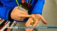 Les commerçants peuvent-ils refuser les pièces de 1 et 2 centimes ?