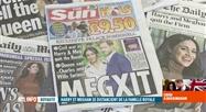 Retrait de Harry et Meghan: égoïstes, impulsifs, la presse se déchaîne
