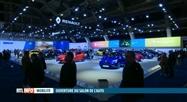 Le 98e Salon de l'Auto a ouvert ses portes au public