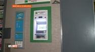 Attaque d'un distributeur de billets à Marcinelle