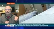 Toujours pas d'accord conclu dans le secteur des soins de santé