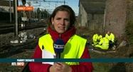 SNCB: le trafic a été suspendu ce matin entre Luxembourg et Namur