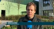 Incendie de Realco à Louvain-La-Neuve :