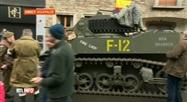 75 ans de la Bataille des Ardennes: une colonne de la Libération sur les routes