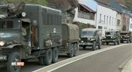 75 ans de la Bataille des Ardennes: une colonne de la Libération sur nos routes
