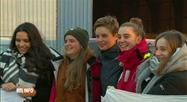 Anuna De Wever et Adélaïde Charlier sont de retour