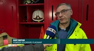 Nivelles: les pompiers volontaires veulent être payés comme les autres