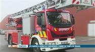 La garde des pompiers de Nivelles est bien du temps de travail