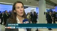 La Belgique est bien présente au forum économique de Davos