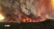 Les fumées des feux de forêts en Australie ont fait le tour du monde