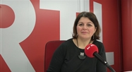 Marie-Hélène Ska- L'invité RTL Info de 7h50