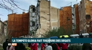 La tempête Gloria fait au moins 6 morts en Espagne