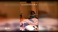 La fille de Christina Milian lit une histoire à son petit frère