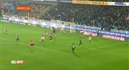 Croky Cup, demi-finale aller: FC Bruges - Zulte Waregem, 1-1