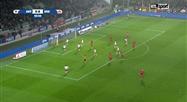 Croky Cup: Didier Lamkel Ze rate un penalty pour l'Antwerp