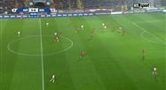 Croky Cup: Stojanovic ouvre le score pour Courtrai contre le cours du jeu