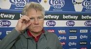 Réaction de Boloni après Antwerp - Courtrai en Croky Cup