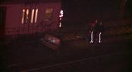Grave accident à Brye: un train percute violemment un véhicule et fait deux morts
