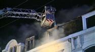 Un feu de cheminée vire à l'incendie à Mazée