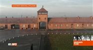 Découvrez les images drone du camp d'Auschwitz-Birkenau