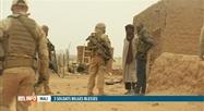 Mali: trois soldats belges blessés par un engin explosif