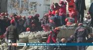 Un puissant séisme frappe l'est de la Turquie (22 morts au moins)