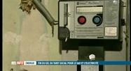 Hausse des tarifs sociaux pour le gaz et l'électricité