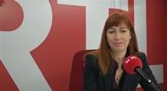 Pascale Delcominette - L'invité RTL Info de 7h50