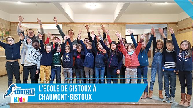 Contact Kids à l'école de Gistoux