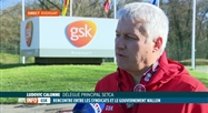 GSK: les syndicats rencontrent les travailleurs du site de Rixensart